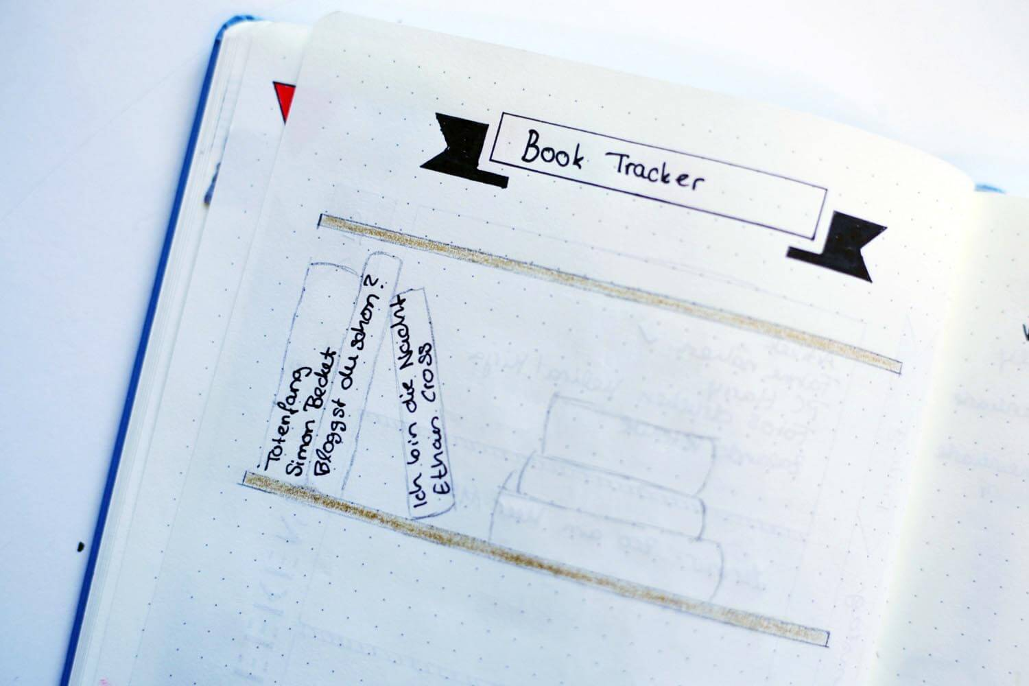 Der Book Tracker